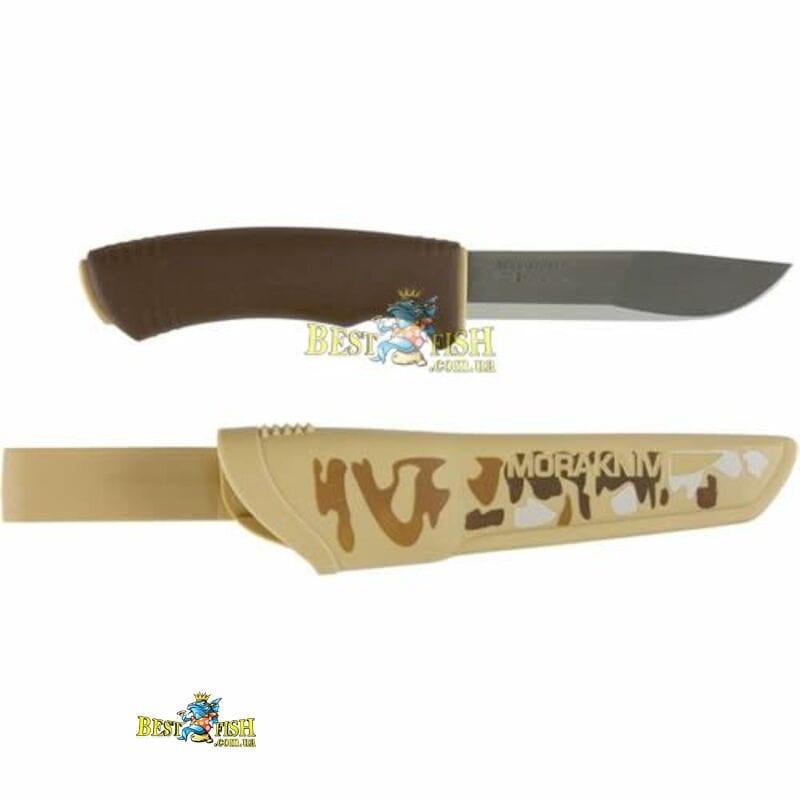 Нож MORA Bushcraft Desert Camo