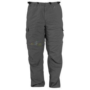 Штаны-шорты Norfin Momentum Gray