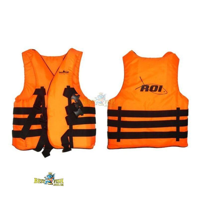 Жилет страховочный Fishing ROI (70-90 кг)