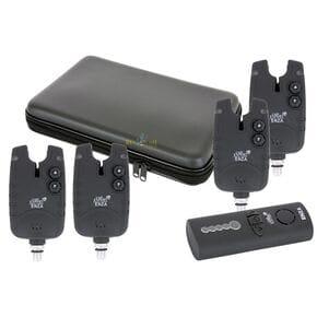 Набор сигнализаторов Carp Expert Enza 4+1