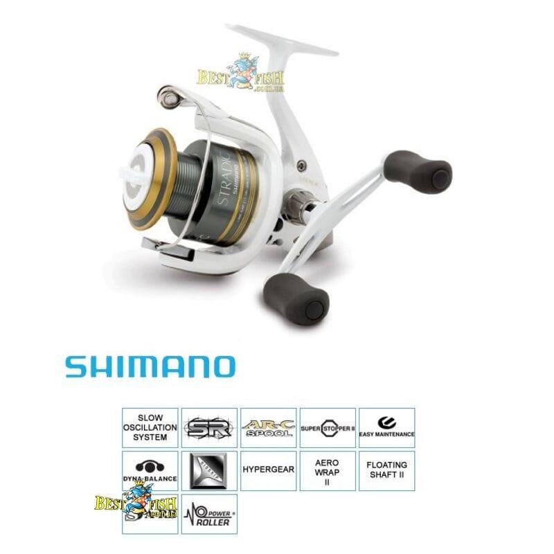 Безинерционная катушка Shimano STRADIC 3000SFC