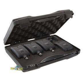 Набор сигнализаторов Cormoran Pro Carp F-6000 Wireless Set 3+1