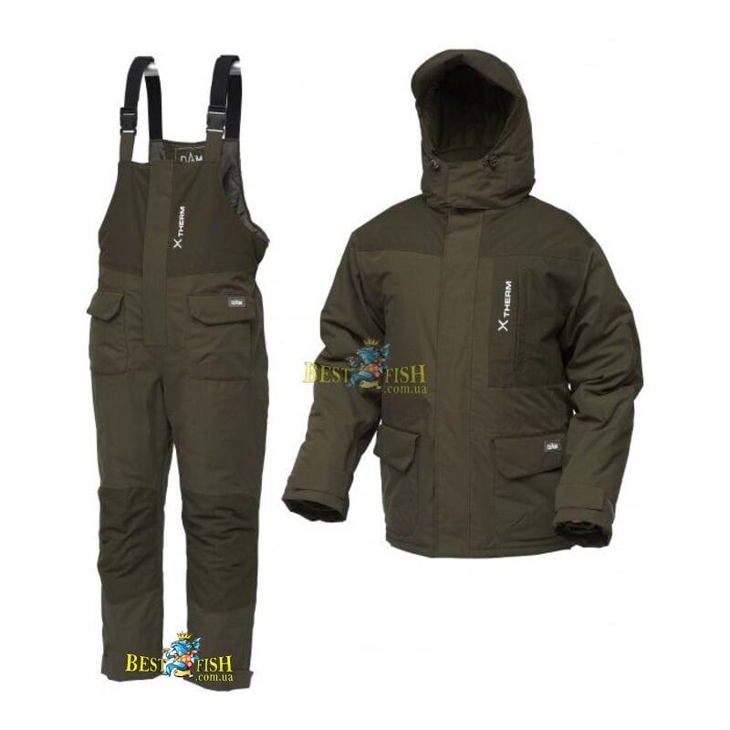 Костюм зимний DAM Xtherm Winter Suit -20°