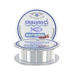 Леска Cralusso General Prestige Match 0,12mm 150m