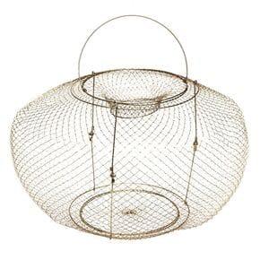 Садок Bratfishing металический для раков 55x30см