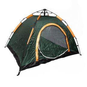 Палатка Bratfishing автоматическая 2х1.50х1.2м зеленая