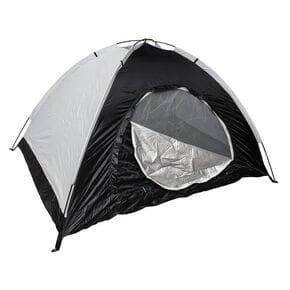 Палатка Bratfishing 1.5х2х1.3м черно-белая