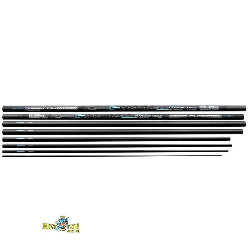 Штекерное удилище Flagman Armadale Match Classic Long Pole 13m