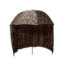 Зонт Flagman Camo Umbrella With Tent 2.5m