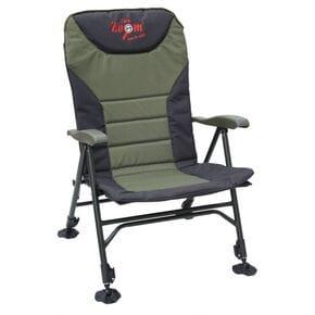Кресло Carp Zoom Recliner Comfort Armchair с подлокотниками