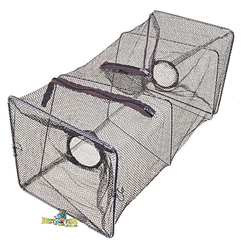 Садок для живца CORMORAN Dead Bait Fish Trap 55x24x24cm