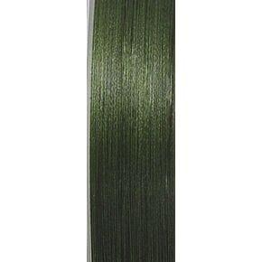 Шнур Lucky John Basara Green Х4 PE 125m 0.213mm Зеленый
