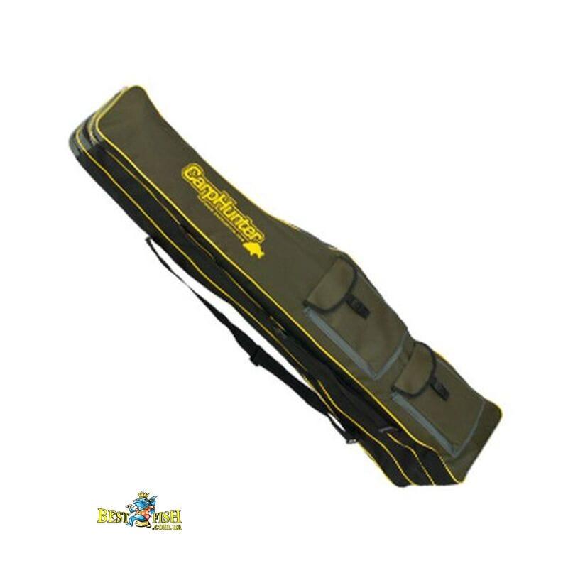 Чехол для удилищ Energo Team Carp Hunter 190см 3секции