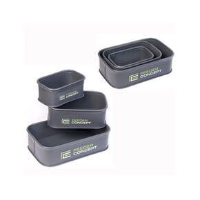 Емкости для прикормки и насадки Feeder Concept EVA 3 Box Set