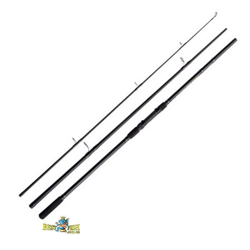 Карповое удилище Flagman Magnum Black Carp 3lb 3.30m 3 секции