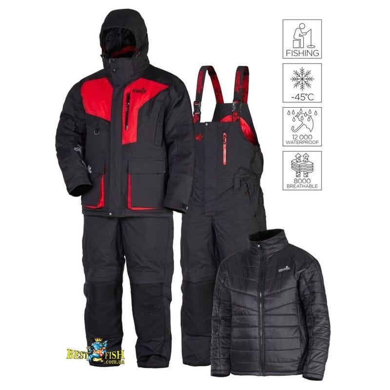 Зимний костюм Norfin Extreme 5 -45°C