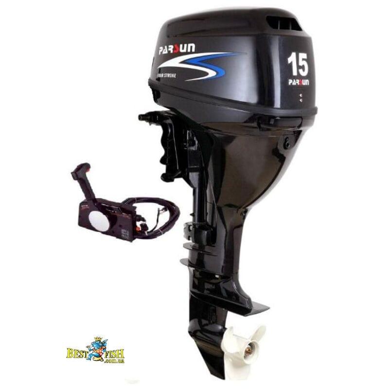 Мотор Parsun 15 Л.С. 4-х тактный Д\У