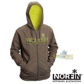 Куртка Norfin HOODY GREEN АКЦИЯ!!!!!!!
