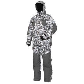 Зимний костюм Norfin Explorer Camo (-40°C)