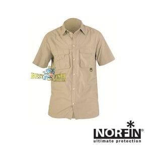 Рубашка с короткими рукавами Norfin COOL 6521