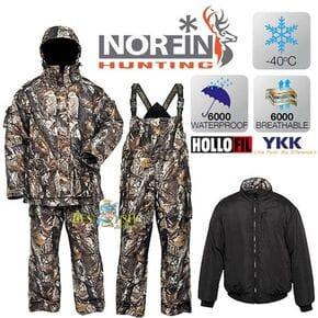 Костюм зимний Norfin Hunting NORTH STAIDNESS (-40°C)