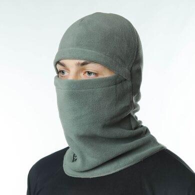 Флисовая шапка-маска Norfin Mask grey