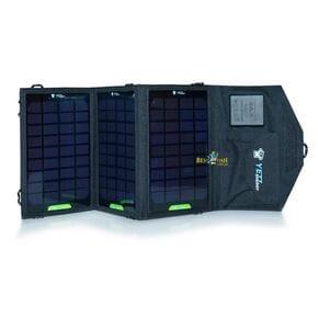 Солнечная батарея портативная Bratfishing  10.5В/1900МА