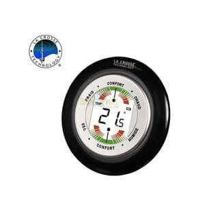 Термометр-гигрометр La Crosse WT138-B-BLI