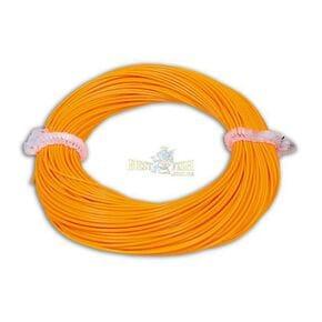 Шнур нахлыстовый Lineaeffe 30.48м DT5 плавающий (оранжевый)