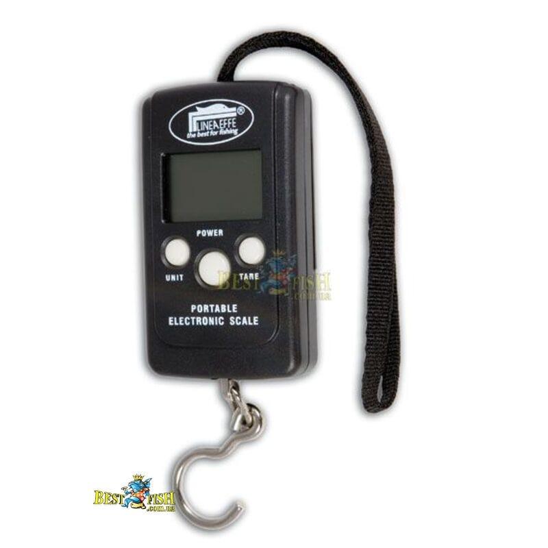 Весы электронные Lineaeffe 40кг + батарейки
