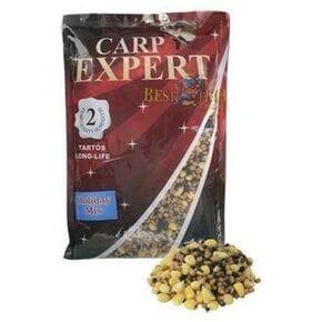 Смесь Carp Expert Holiday MIX  800g (кукуруза,пшеница,конопля)