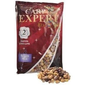 Смесь Carp Expert SEVEN MIX  800g (кукуруза,люпин,тигр.орех,арахис,нут,конопля)