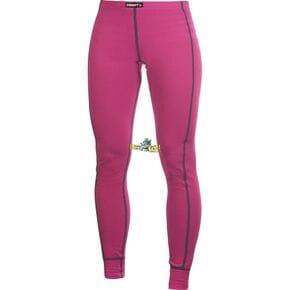 Термокальсоны женские Craft Active Long розовые/черные швы