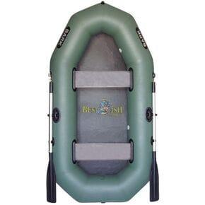 Лодка надувная гребная двухместная BARK B240