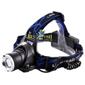 Налобный фонарик Bailong Police 204С-T6