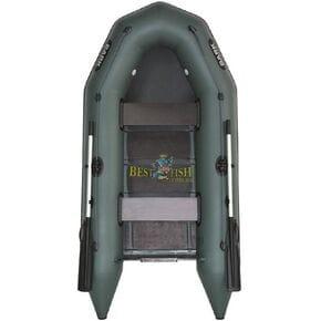 Надувная моторная лодка двухместная BARK BT 270