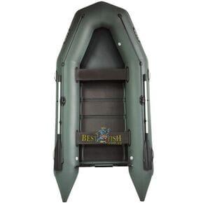 Надувная моторная лодка четырехместная BARK BT 330