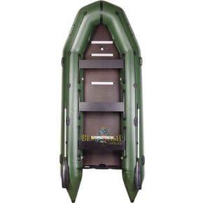Надувная моторная лодка 8-ми местная BARK BT 450S