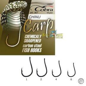 Крючки Cobra CARP CHINU 001