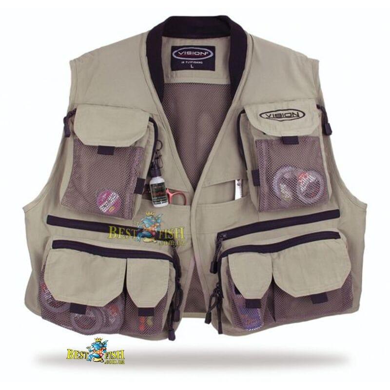 Жилет Caribou Vest Vision