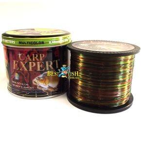 Леска Carp Expert Multicolor Boilie Special 0,40mm 1000m
