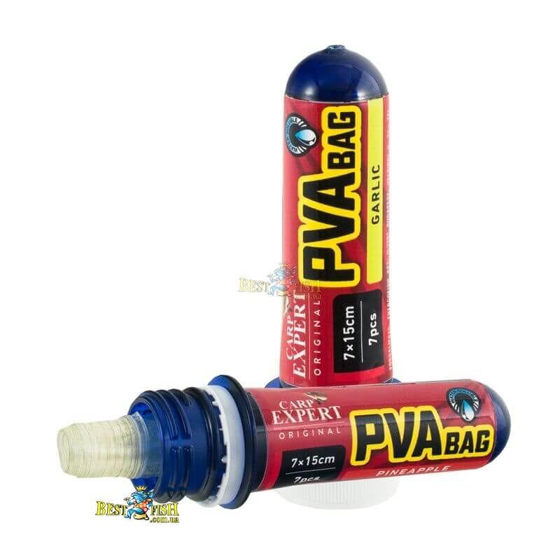 Пакет PVA Carp ExpertЧеснок