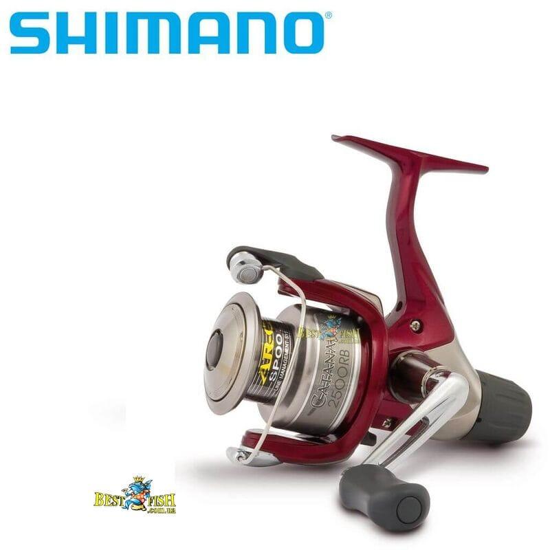 Катушка Shimano Catana 4000 RB