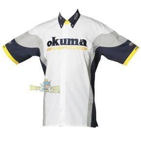 Рубашка с коротким рукавом Okuma Tournament Shirt PWS05