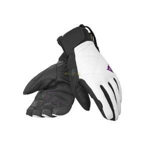 Перчатки женские Dainese Natalie 13 D-Dry белые