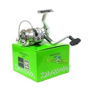 Катушка Daiwa Sweepfire E 2500A BOX