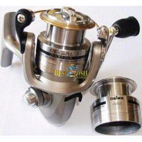 Безинерционная катушка Daiwa REGAL 2500-5IA