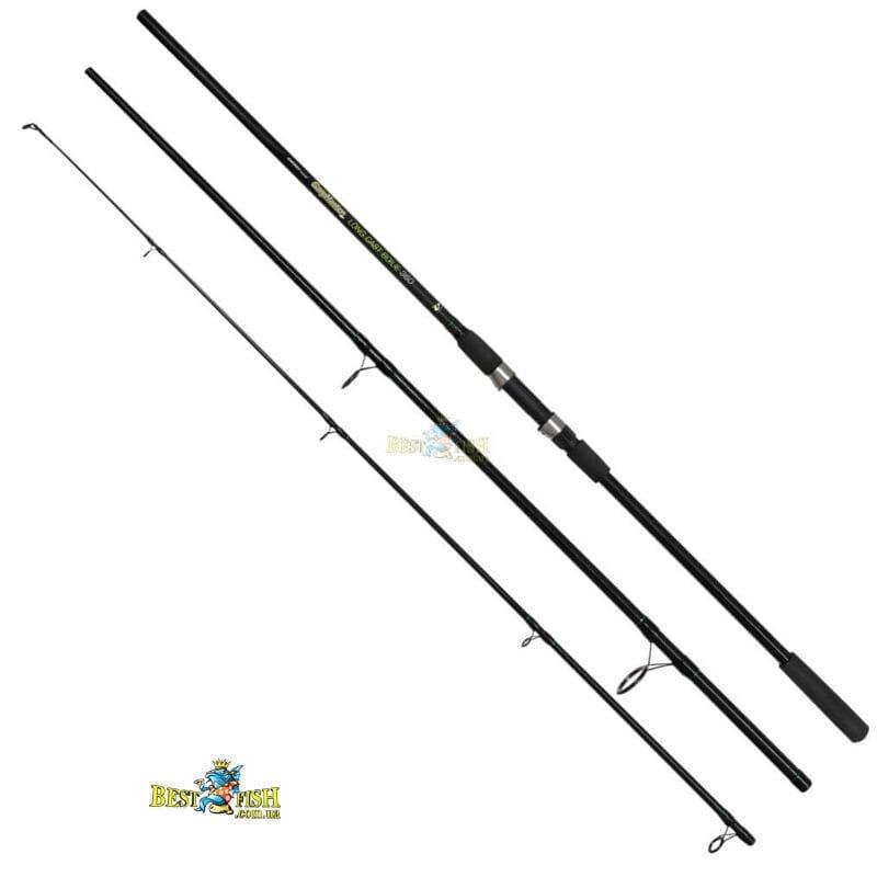 Удилище карповое Energo Team Carp Hunter Long Cast Boilie 3,5lbs 3,90m 3 секции
