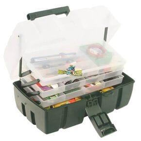 Ящик рыболовный Fishing Box 3 Trays Ariel 3-полки
