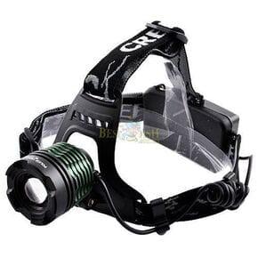 Налобный фонарик Bailong Police BL-2188-2-UV